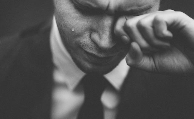 slzy muže