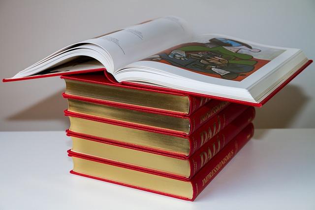 obrázkové knihy