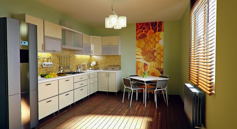 kuchyň domu